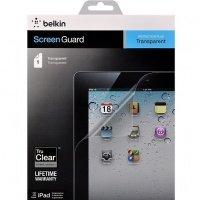 Захисна плівка для iPad 2/3/4 Belkin Screen Overlay TRANSPARENT