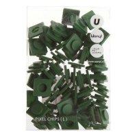 Набор пикселей Upixel Big Темно-зеленый (WY-P001I)