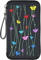 Чехол RP универсальный Butterfly Cover3 flotar Black с вышивкой