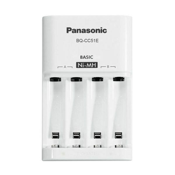 Купить Зарядное устройство Panasonic Basic Charger New