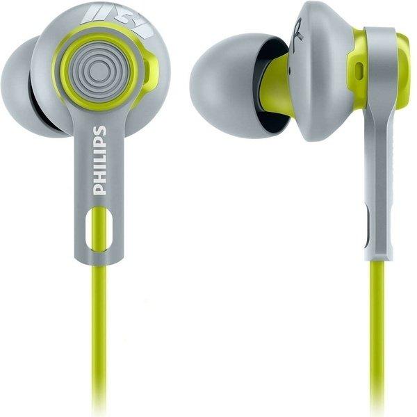 ≡ Навушники Philips ActionFit SHQ2300 Green   Grey – купити в Києві ... 1401c09833f91