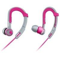 Наушники Philips ActionFit SHQ3300 Pink