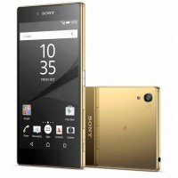 Смартфон Sony Xperia Z5 Premium DS E6883 Gold