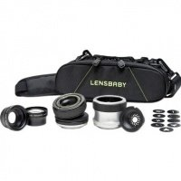 Комплект Объективов Lensbaby Ultimate Portrait Kit fot Nikon F (LBUPKN)