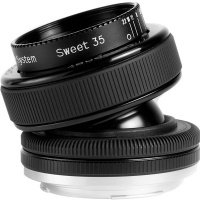 Объектив Lensbaby Composer Pro + Sweet 35 mm f/2.5 for Nikon F-mount (LBCP35N)