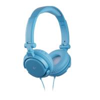 Наушники KitSound iD mic blue