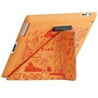 Чехол Ozaki для планшета iPad New iCoat Travel New York