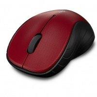 Мышь RAPOO 3000р wireless, красная (57661)