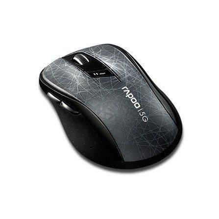 Миша RAPOO 7100р wireless, сіра (57816) фото