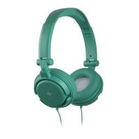 Наушники KitSound iD mic green