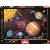 Пазл светящийся Educa Солнечная система (EDU-14461)