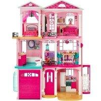 Игровой набор Barbie Домик мечты Малибу (CJR47)