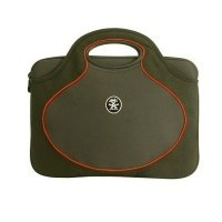 "Сумка Crumpler Gumb Bush M 13"" Charcoal/Carrot"