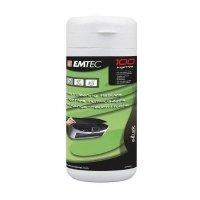 Засоби для догляду за оргтехнікою Emtec Clean Wipes Refill 100 pcs
