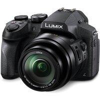 Фотоаппарат PANASONIC LUMIX DMC-FZ300 Black (DMC-FZ300EEK)
