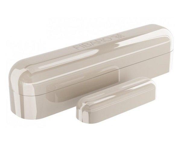 Купить Датчик открытия двери/окна кремовый Fibaro Door/Window Sensor Pearl powder