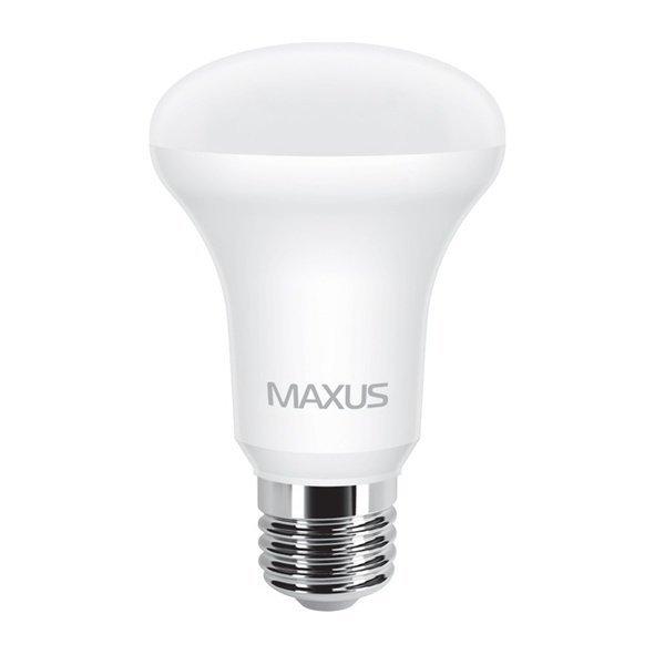 Светодиодная лампа MAXUS R63 7W 4100K 220V E27 (1-LED-556) фото 1