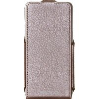 Чехол RP для Galaxy J700 / J701 Neo Flip Case flotar bronze