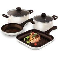 Набор посуды (6 предметов 4.3+2.6л) Lamart K20262024MB