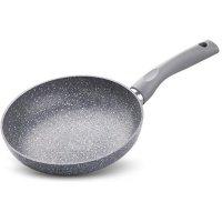 Сковорода с мраморным покрытием (20см) Lamart LT1001
