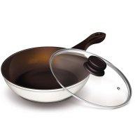 Сковорода с керамическим покрытием Lamart K2870MB