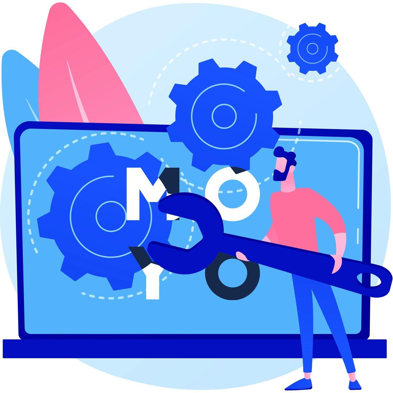 Установка OS (Чистая установка/Установка с сохранением информации) фото 1