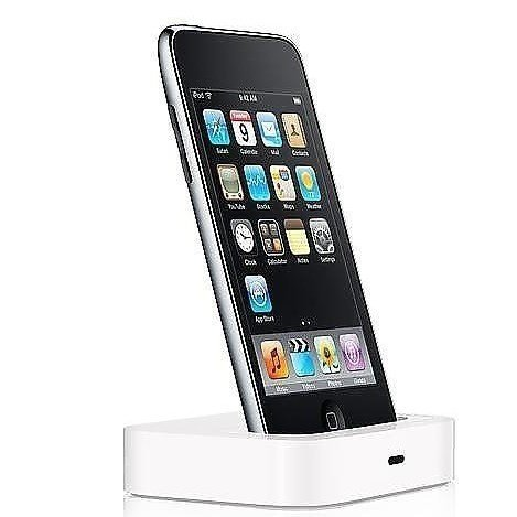 Мультимедиаплеер APPLE iPod touch 32GB (2Gen) фото