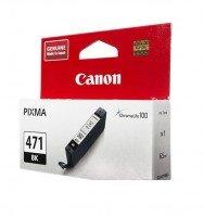 Картридж струйный CANON CLI-471Bk PIXMA MG5740/MG6840 Black (0400C001)