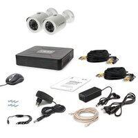 Комплект видеонаблюдения Tecsar AHD 2OUT