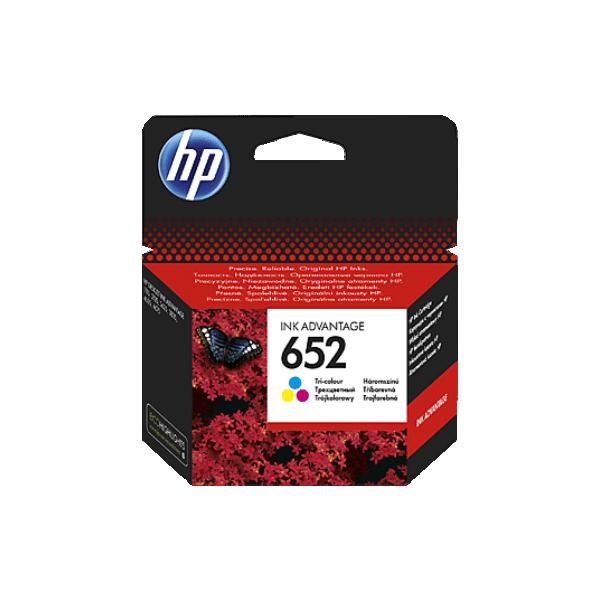 Купить Картридж струйный HP No.652 DJ Ink Advantage 1115/2135/ 3635/3835 Color (F6V24AE)