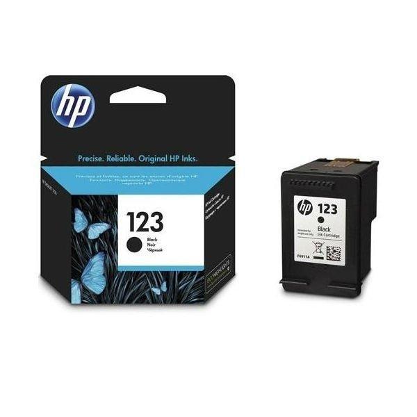 Купить Картридж струйный HP No.123 DJ 2130 Black (F6V17AE)