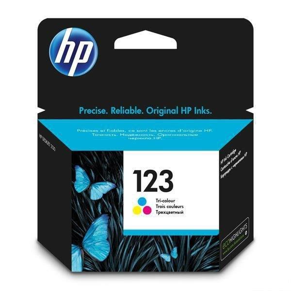 Купить Картридж струйный HP No.123 DJ 2130 Color (F6V16AE)