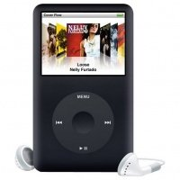 Мультимедиаплеер APPLE iPod classic 120Gb black