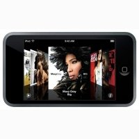 Мультимедиаплеер APPLE iPod touch 8Gb (2Gen)