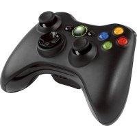 Геймпад Microsoft Джойстик Xbox 360 Wireless New Black (JR9-00010)