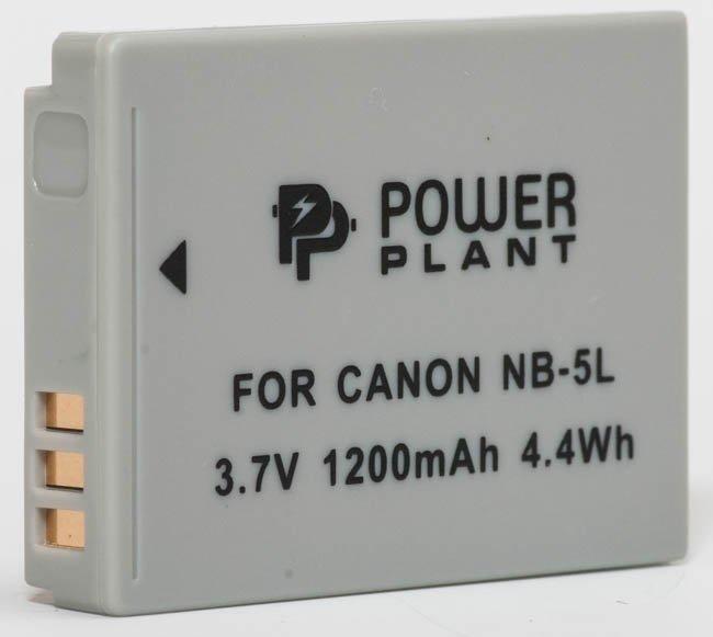 Аккумулятор PowerPlant Foto CANON NB-5L (DV00DV1160) фото