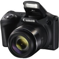 Фотоаппарат CANON PowerShot SX420 IS Black (1068C012)