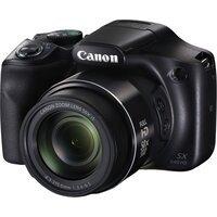 Фотоаппарат CANON PowerShot SX540 HS Black (1067C012)