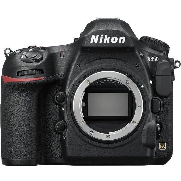 Фотоаппарат NIKON D850 Body (VBA520AE)