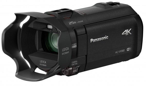 Купить Видеокамера PANASONIC HC-VX980 Black (HC-VX980EE-K)