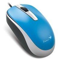 Мышь Genius DX-120 USB Blue (31010105103)