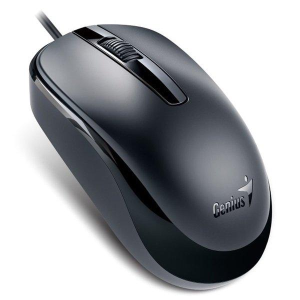 Купить Мышь Genius DX-120 USB Black (31010105100)
