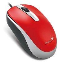 Мышь Genius DX-120 USB Red (31010105104)