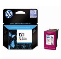 Картридж струйный HP No.121 color (CC643HE)