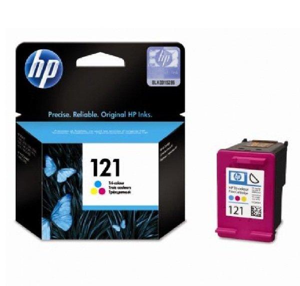 Купить Картридж струйный HP No.121 color (CC643HE)