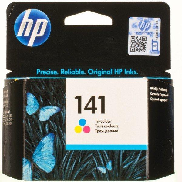 Купить Картридж струйный HP No.141 PSC J5783 OJ color (CB337HE)
