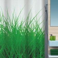 Шторка для ванной текстильная Spirella GRASS (10.16404)