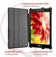 Чехол AIRON для планшета Asus ZenPad 8.0 black
