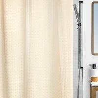 Шторка для ванной текстильная Spirella RICCO (10.43815)