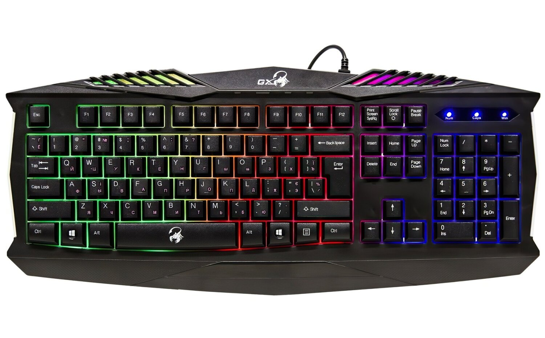 Игровая клавиатура Genius Scorpion K220 (31310475104) фото